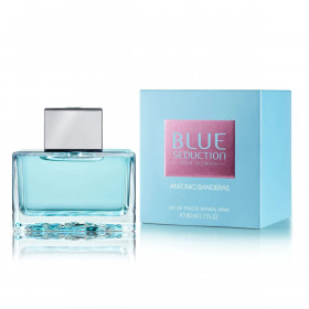 Perfume blue seduction