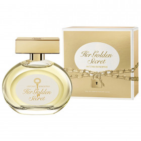 Perfume her golden secret