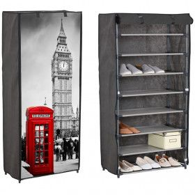 Zapatera big ben and booth 8 repisas