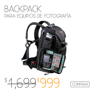 Backpack profesional